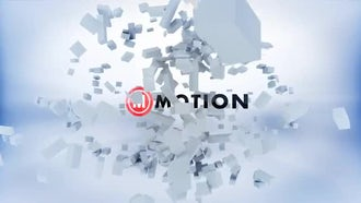 Demolition Logo Reveal: After Effects Templates