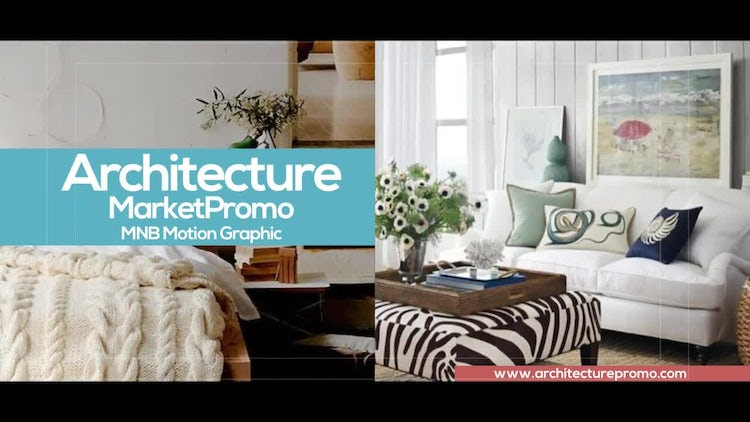Architecture Promo: After Effects Templates