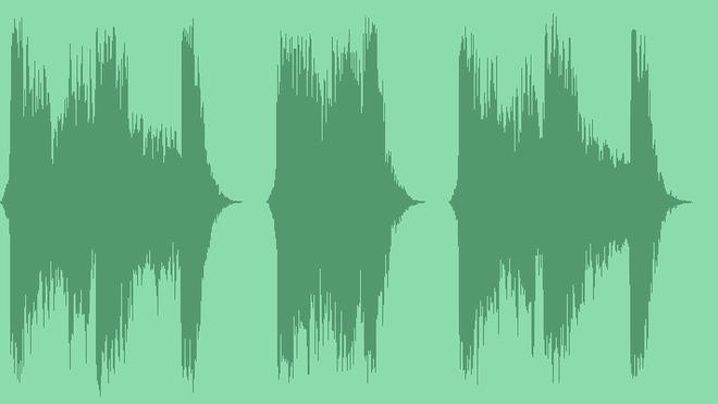 Logo Horror Effect: Sound Effects