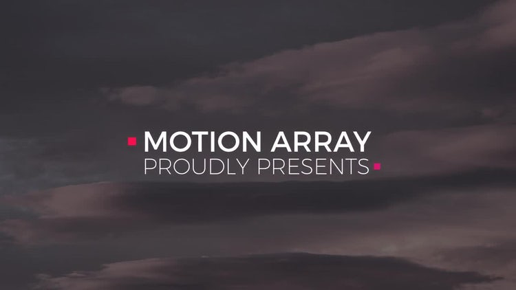 New Minimal Titles: After Effects Templates