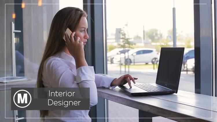 Designer Portfolio: After Effects Templates