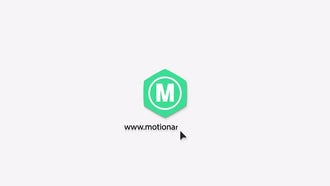 Simple Click Logo Reveal: After Effects Templates