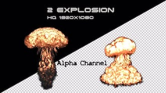 2 Explosion: Motion Graphics