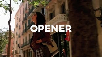 Dynamic Social Media Opener: After Effects Templates