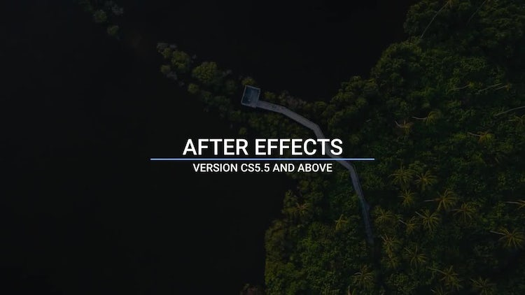 Titles Pack v.3: After Effects Templates