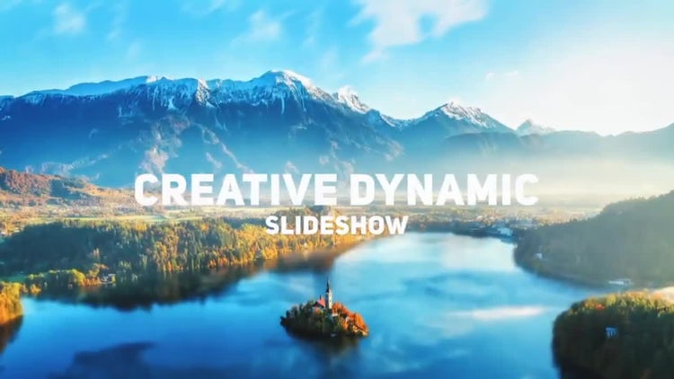 Fun & Dynamic Slideshow: After Effects Templates