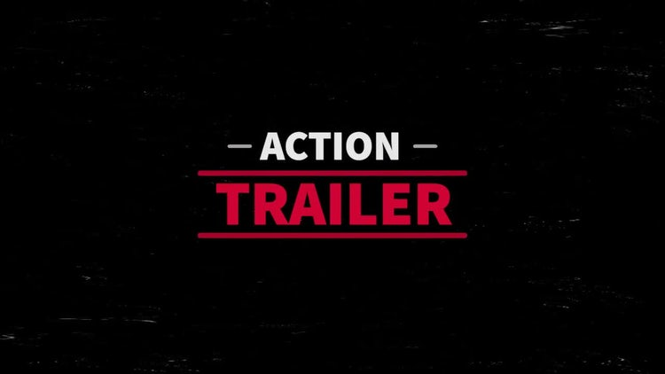 Action Trailer: Premiere Pro Templates