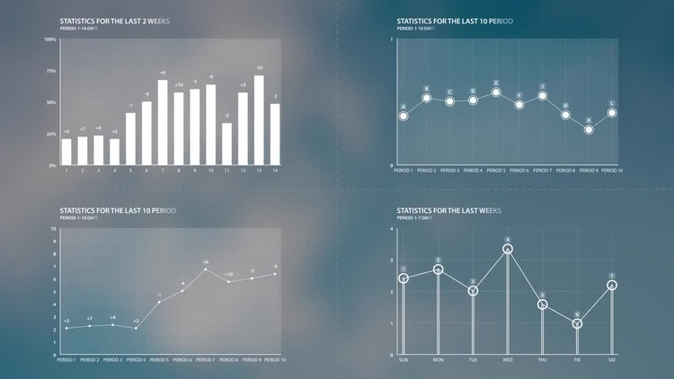 After Effects Po Template   Infographic Chart Creator After Effects Templates Motion Array