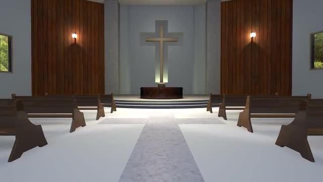 Church: Stock Motion Graphics