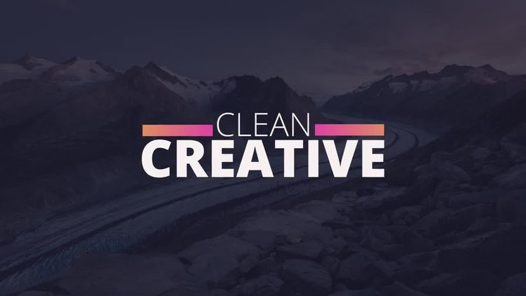 Simple Minimal Titles: After Effects Templates
