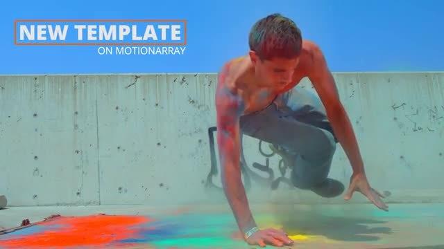 Simple Slideshow v.2: Premiere Pro Templates