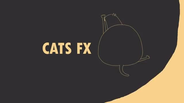 Cats FX: Stock Motion Graphics
