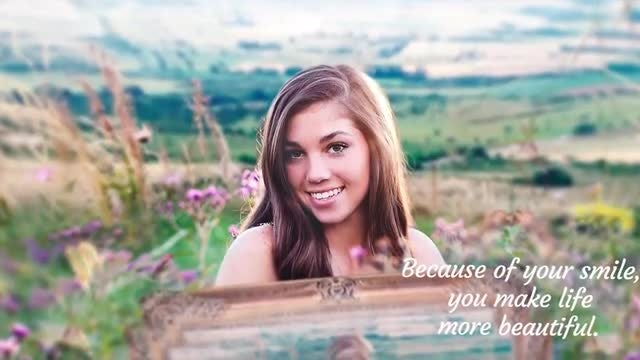 Memory Slideshow: After Effects Templates