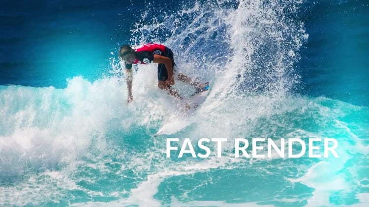 Summer Slides: After Effects Templates