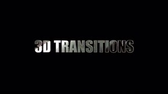 3D Metal Transitions: Premiere Pro Templates