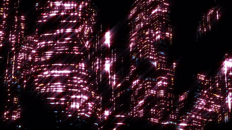Night City: Motion Graphics
