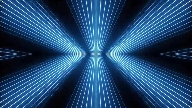 VJ Light Background: Stock Motion Graphics
