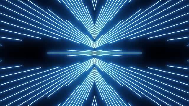 VJ Light Background: Stock Motion Graphics