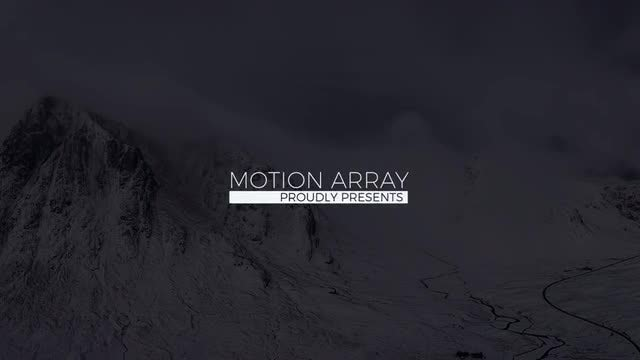 White Titles: After Effects Templates