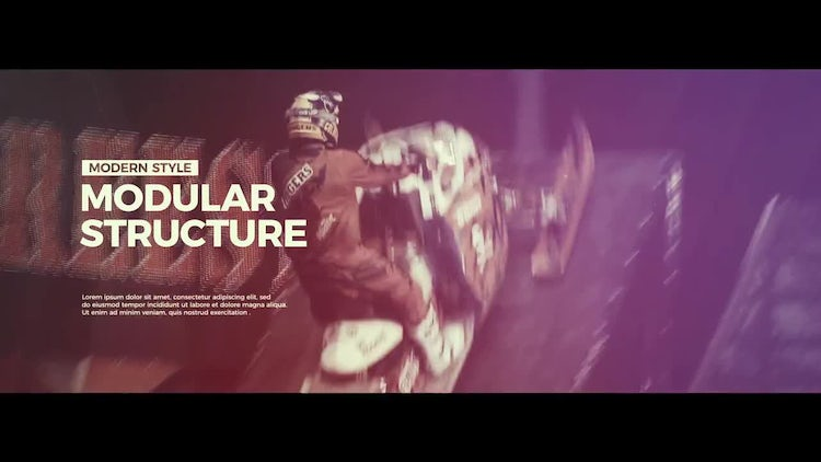 Cinematic Opener: After Effects Templates