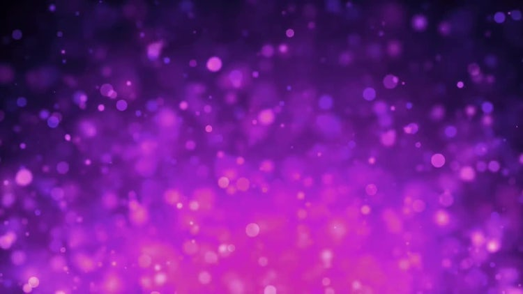 Swirling Pink Particles: Motion Graphics