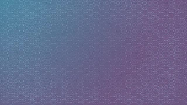 Abstract Hexagons Background: Stock Motion Graphics
