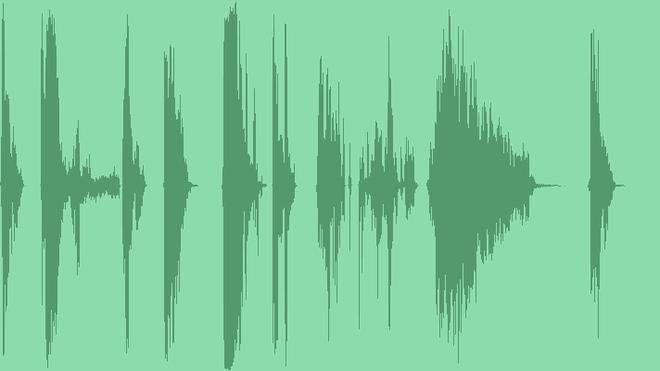 Modern Futuristic UI Elements: Sound Effects