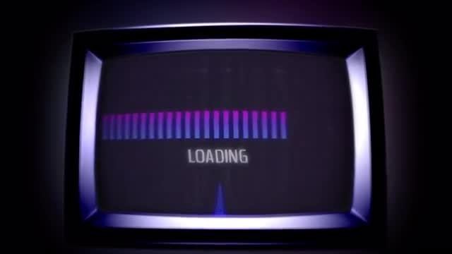 Arcade Game Machine: After Effects Templates