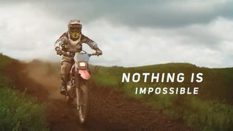 Action Glitch Promo Slideshow: After Effects Templates