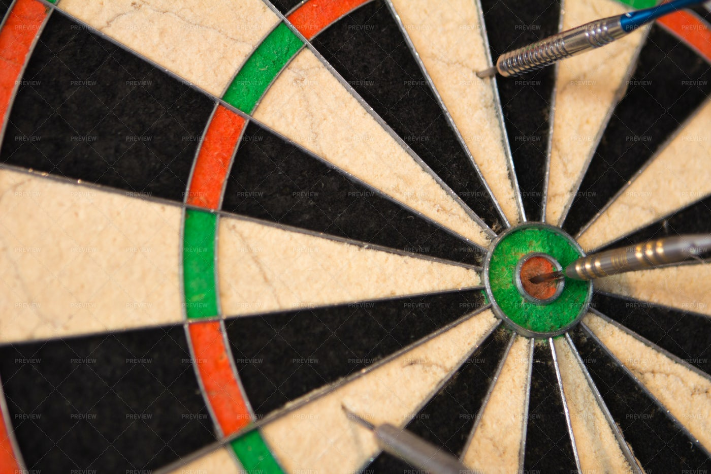 Dart At Board: Stock Photos