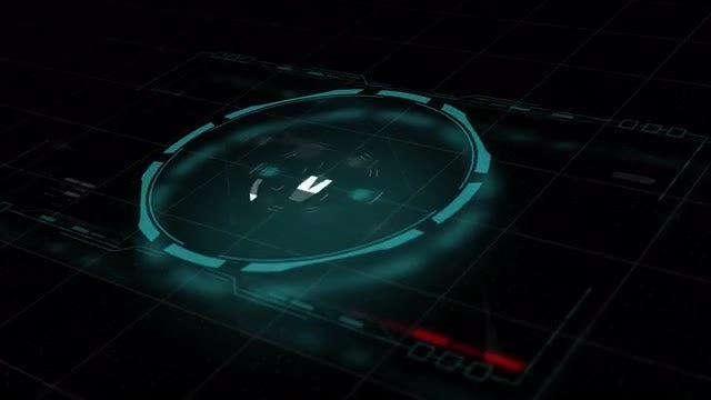 HUD Logo: After Effects Templates