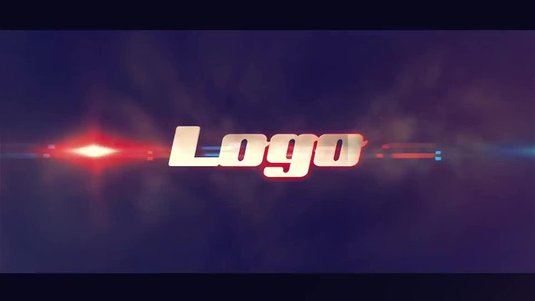 Fast Light Logo Intro: After Effects Templates