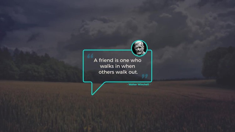 Quotes Pack: After Effects Templates