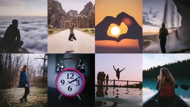 Multi Photo Logo V2: After Effects Templates