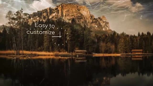 Lifetime Slideshow: After Effects Templates