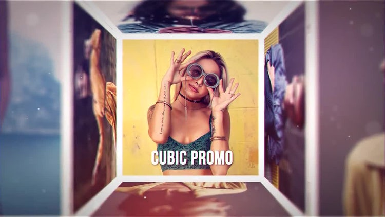 Cubic Promo: After Effects Templates