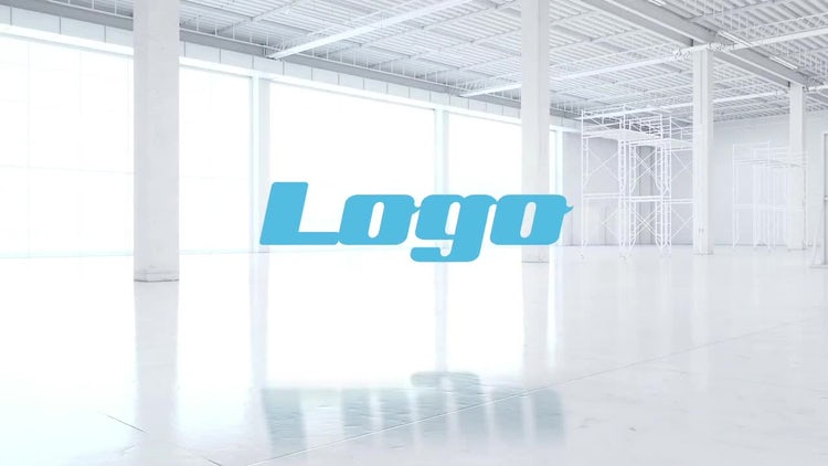 Clean Corporate 3d Logo: After Effects Templates