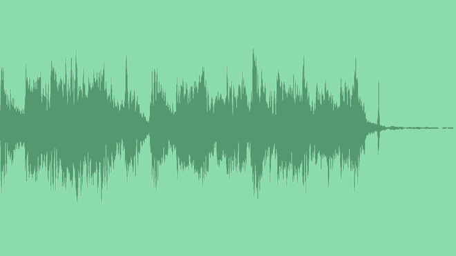 Mystery Logo: Royalty Free Music