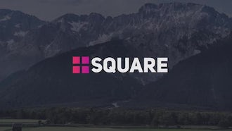Modern Square Titles: Premiere Pro Templates