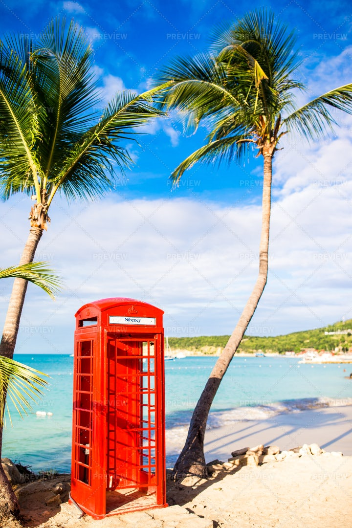 Vacation Is Calling: Stock Photos