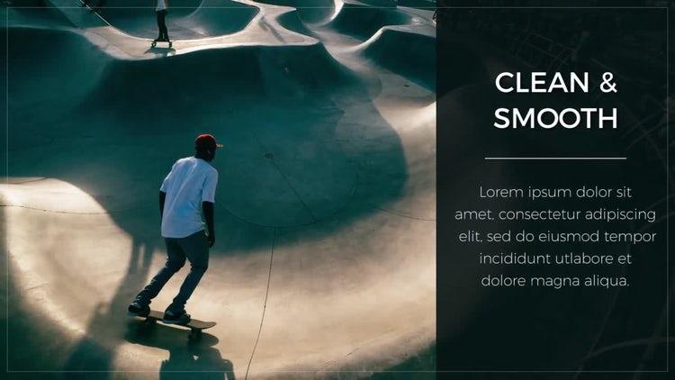 Simple Slideshow: Premiere Pro Templates