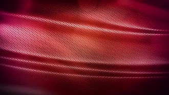 Red Metal Background: Motion Graphics