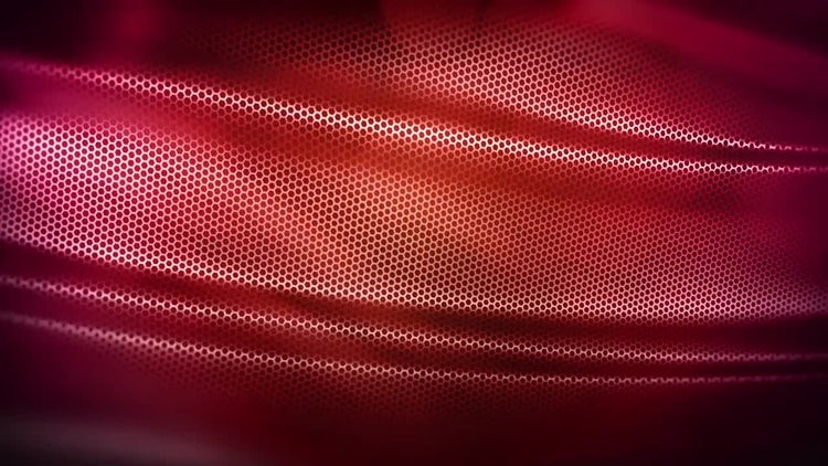 Red Metal Background: Stock Motion Graphics