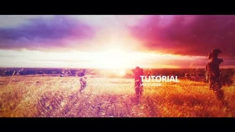 Inspired Slideshow: After Effects Templates