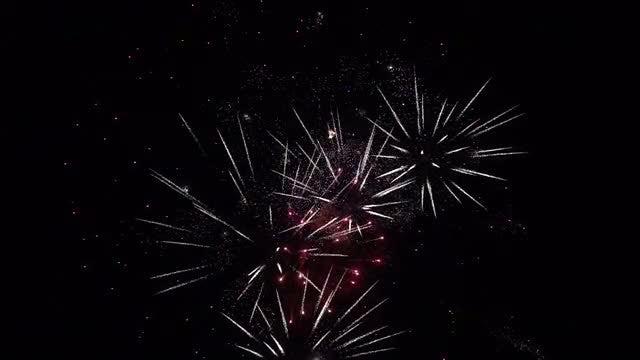 Fireworks: Stock Video