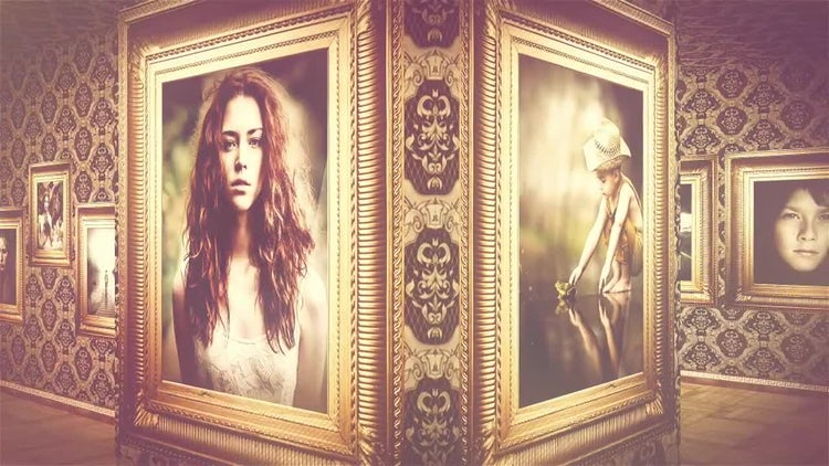 Photo Exhibition: After Effects Templates