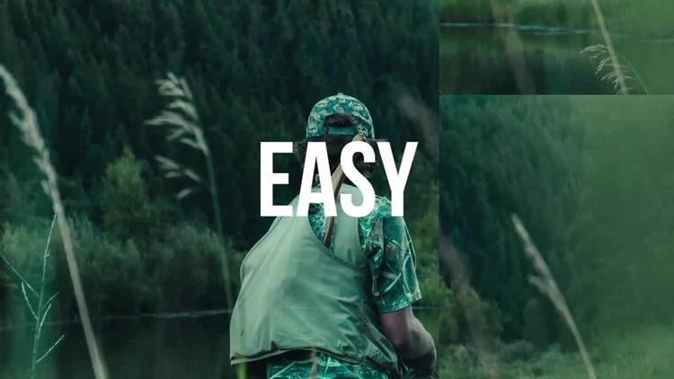 Fast Stomp Opener: Premiere Pro Templates