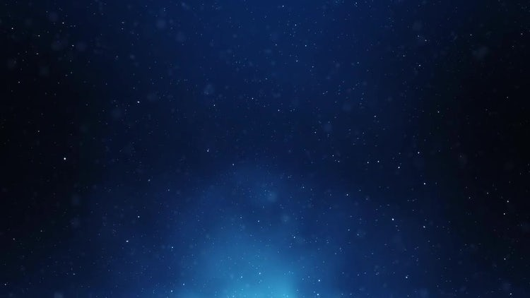 Blue Particles Backgrounds: Motion Graphics