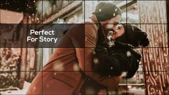 Elegant Grid - Photo Slideshow: After Effects Templates