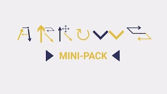 Arrows Mini-Pack: After Effects Templates